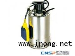 QSP型三相不锈钢潜水泵