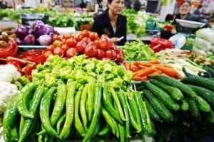 上周食用农产品价格止跌回升