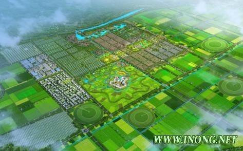 """探得先机,三润""""牵手""""中鹤打造新农业现代化产业园"""