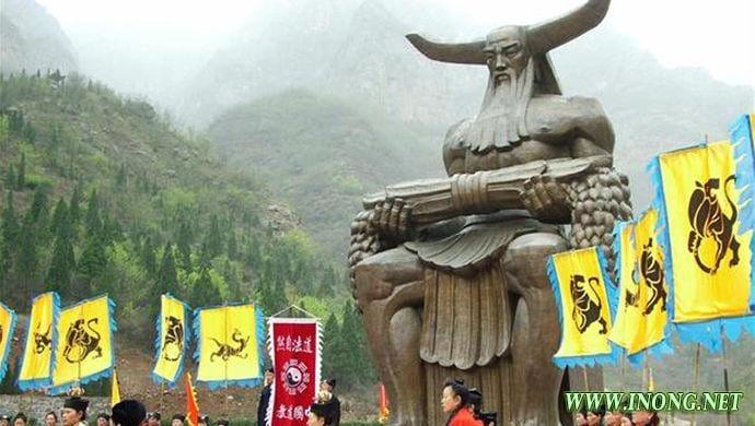 深读中华创世神话|炎帝神农——农业文明的觉醒