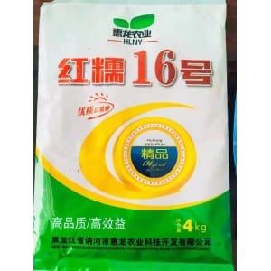 红糯16酿酒专用红高粱种子