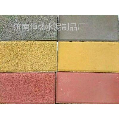 济南花砖厂价格广场砖