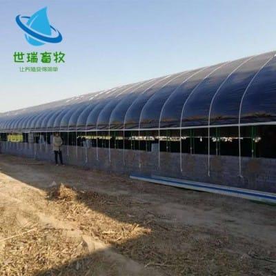 养牛大棚生产安装 养牛棚建设厂家 牛棚搭建包工包料